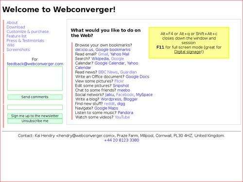 iceweasel-webcfullscreen | No #navigator-toolbox or tabs web