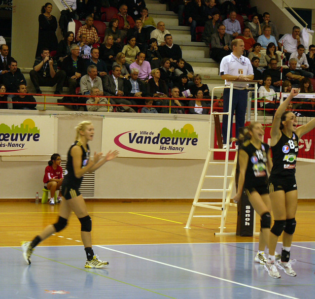 VNVB - CANNES volley ball