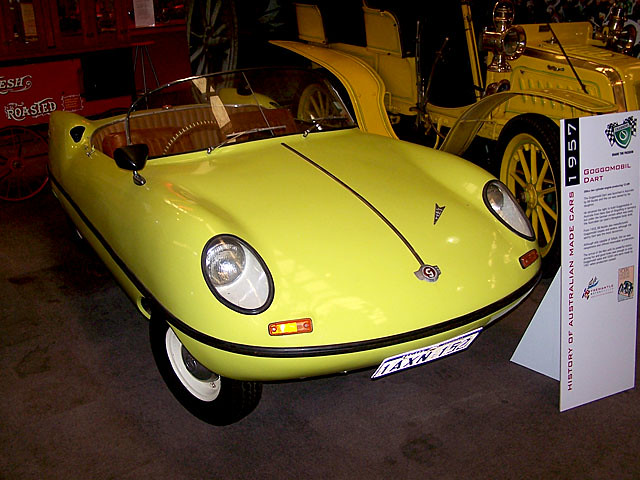 1957 Goggomobil