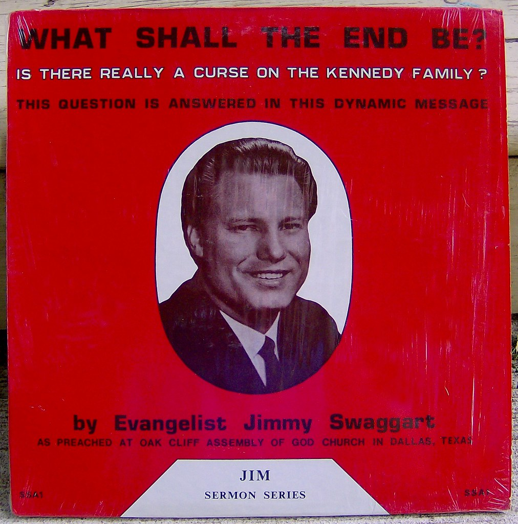 Jimmy Swaggart / What Shall The End Be | ARTIST: Jimmy Swagg