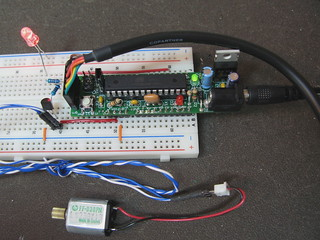 Boarduino in use | by todbot