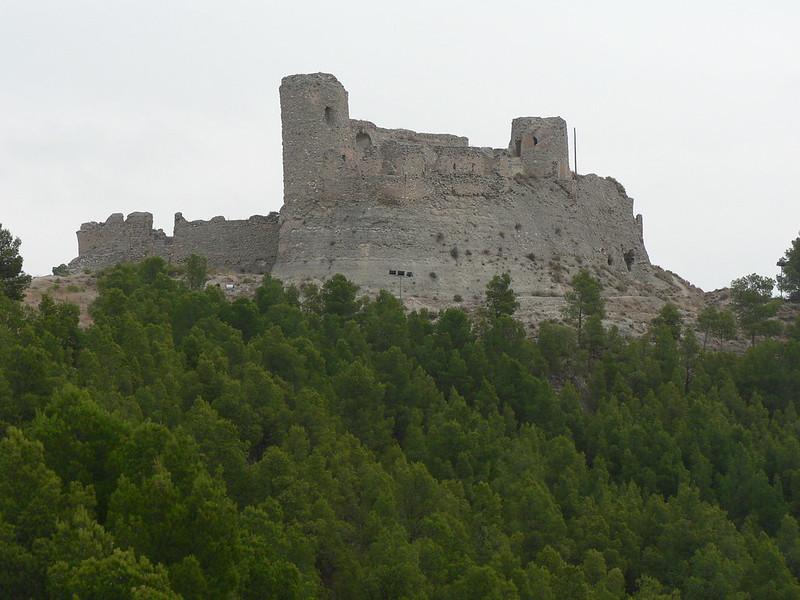 Fortress, Calatayud hill