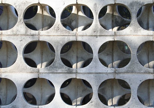Concrete pattern wall | by repowers