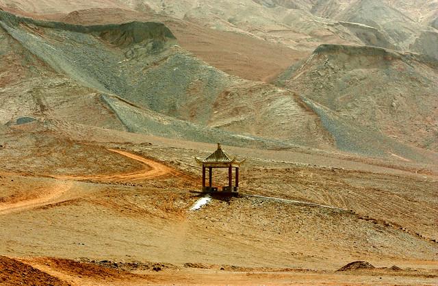 Chine - Route de la soie - 中國 - 絲綢之路