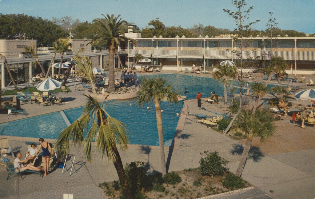 Buena Vista Beach Motel And Hotel Biloxi Mississippi Flickr