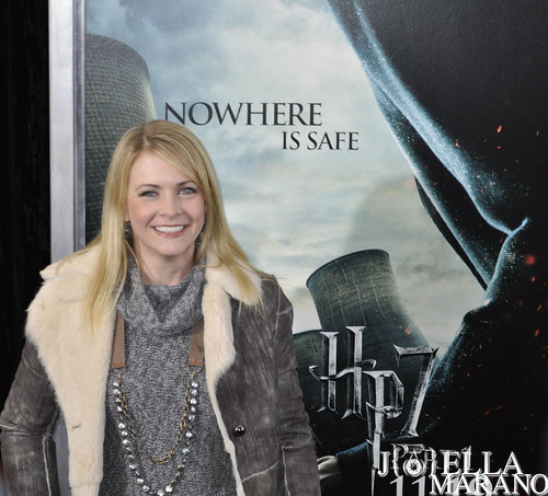 Melissa Joan Hart | Harry Potter and The Deathly Hallows ...