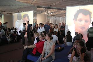 documenta 12 | Dias & Riedweg / Voracidad Maxima - Maximale Gier | 2003 | Aue-Pavillon | by A-C-K