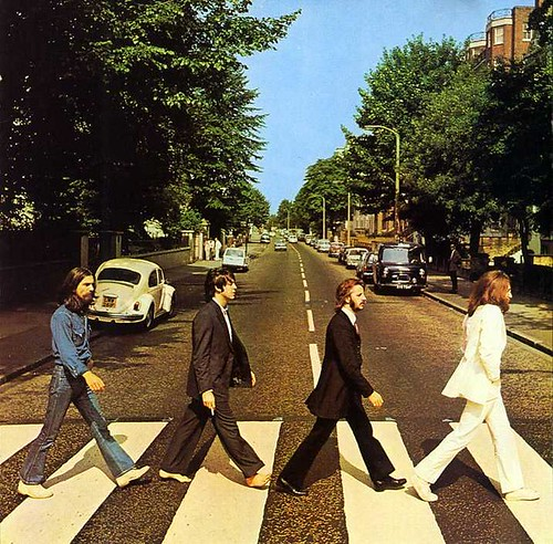The Beatles - Abbey Road | by e-strategyblog.com