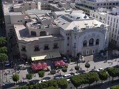 Theatre Municipal, Tunis