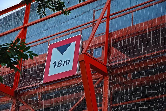 10 - 22 juin 2010 Charenton Travaux sur le point du métro