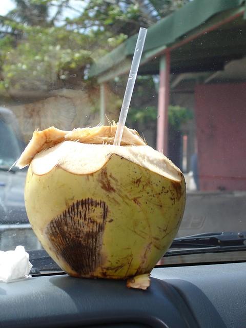 Coco Frio Isla Verde Puerto Rico