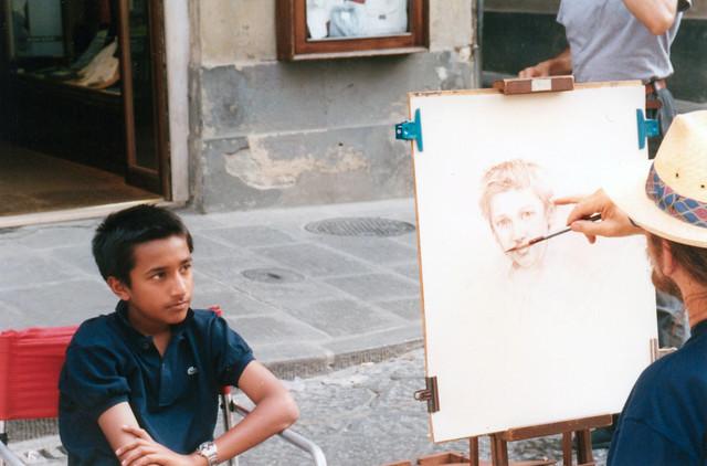 Colored Pencil Artist