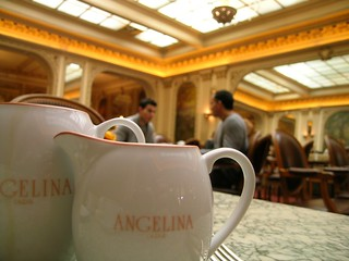PARIS - Coffee At Angelina's | by appaIoosa
