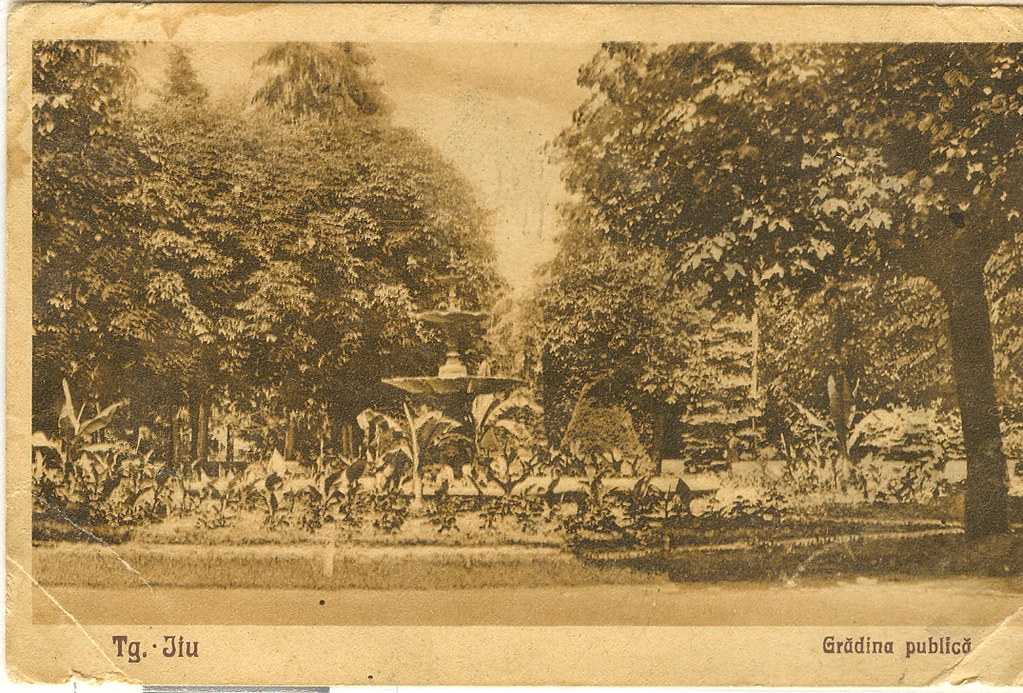Gradina Publica Targu-Jiu | Mugurel Surupaceanu | Flickr