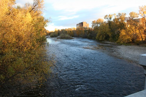 Boise River in Fall | by Boise Metro Chamber
