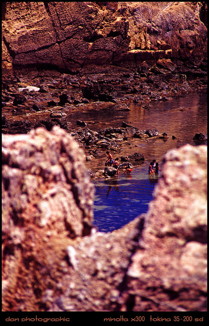 Rock Pooling - Praia de São Rafael