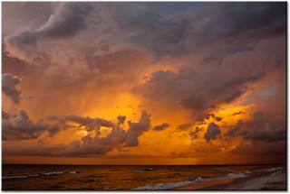 Stormy Sunset - Indian Rocks Beach, FL [Explore #107]   by mlibbe