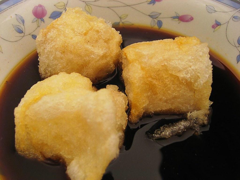 Empek-Empek Candy, Palembang - Adaan is round and lenjer ...