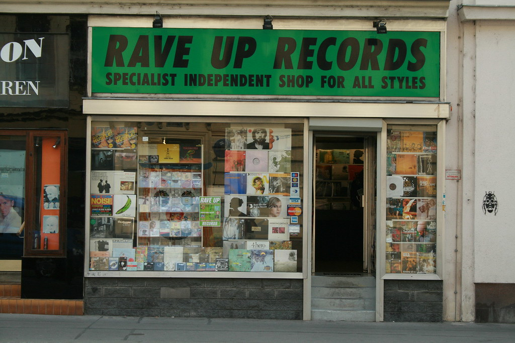 Rave Up Records