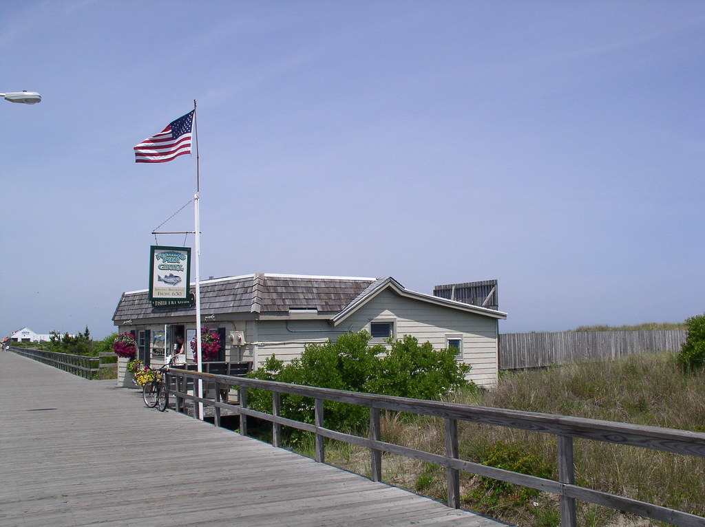 Fishing Pier Grill , Avalon ,New Jersey | Avalon, NJ