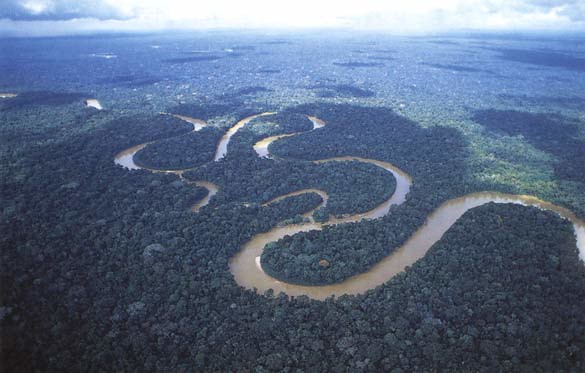 amazon river overview