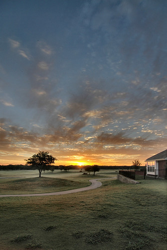 sunrise texas angle tx pano wide super hdr sachse