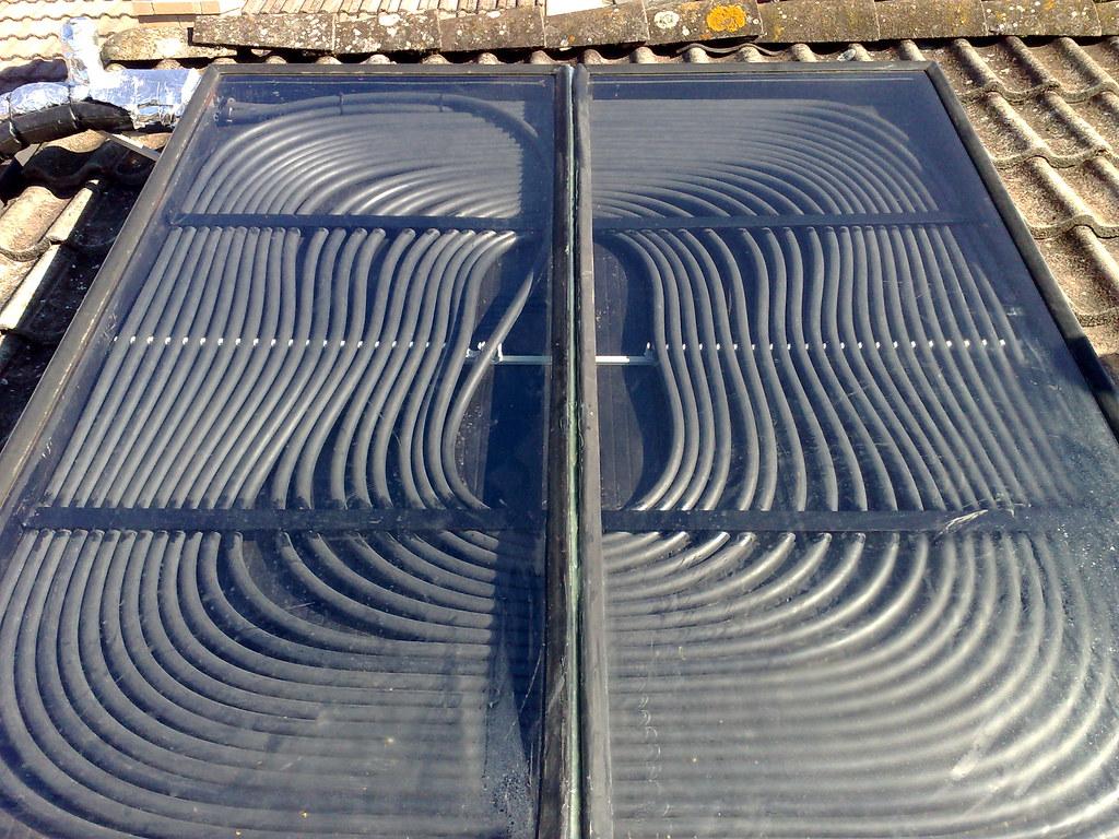 Pannello solare autocostruito aggiornamento 10 luglio for Schema impianto solare termico fai da te
