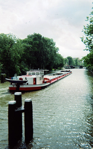 Amsterdam Canal barge | by Steven Roy Edwards