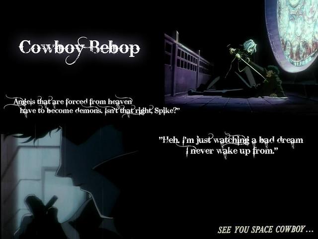 Cowboy Bebop Wallpaper Here S A Wallpaper Of Cowboy Bebop Flickr