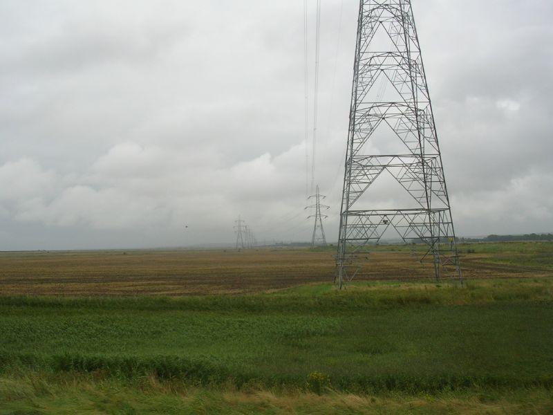 Spot the heron Faversham to Whitstable