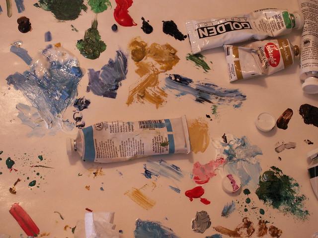 B's paints