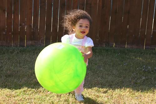 Gween Ball!