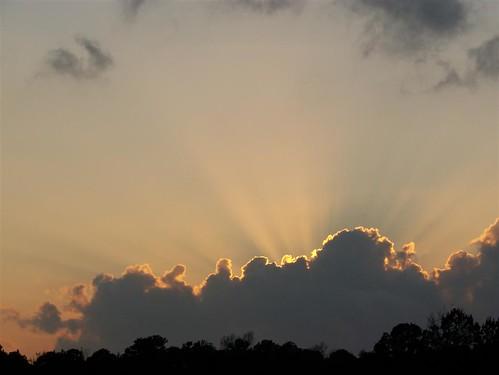 sunset landscape kodak z612