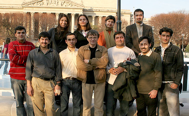 Deewa Radio Group Photo