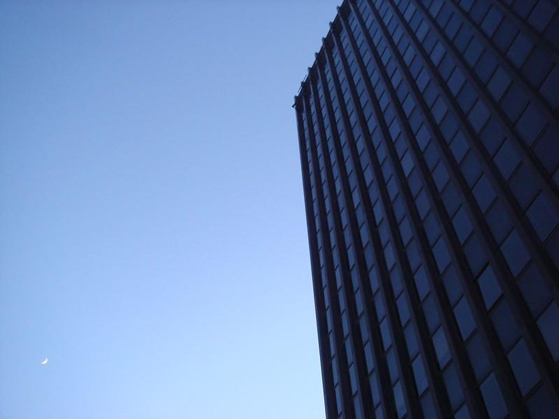 Pequeño rascacielos