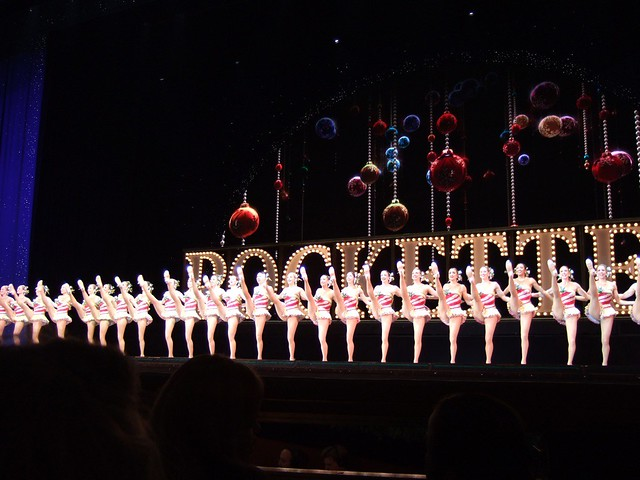 Rockettes Christmas Spectacular at Radio City