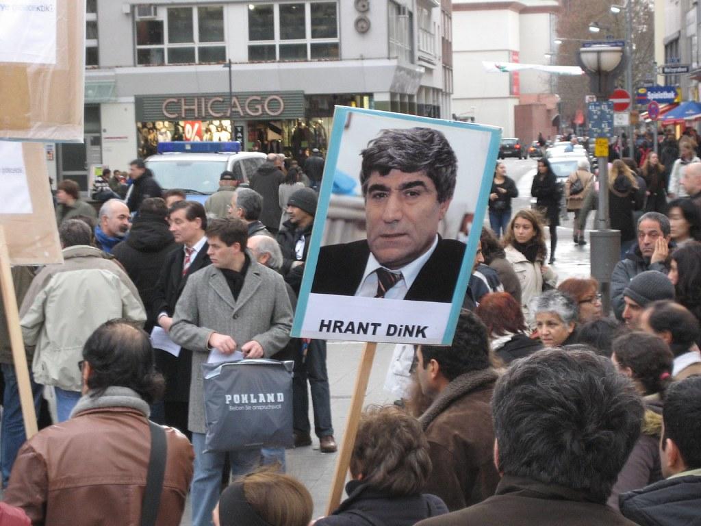 Hrant Dink Vigil