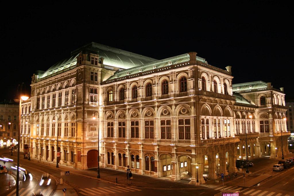 نتيجة بحث الصور عن Vienna State Opera