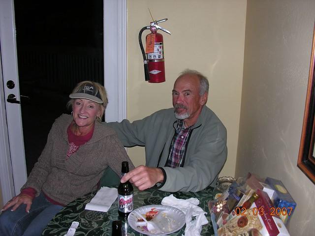 Wine tour 2007 beer's better!