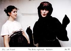 Jill and Friend