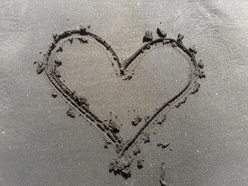 Heart in the Sand | by anitakhart