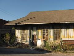 Old Train Depot Building - Sedalia, MO_IMG_8473