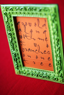 textured painted frame | by -leethal-
