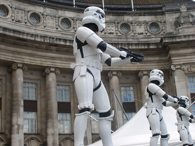 Star Wars the Exhibition