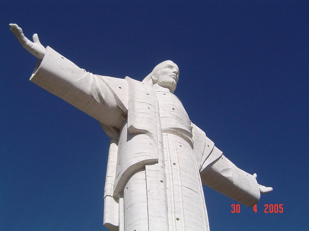 Cochabamba Cristo De La Concordia 02 El Cristo Vigila La Flickr