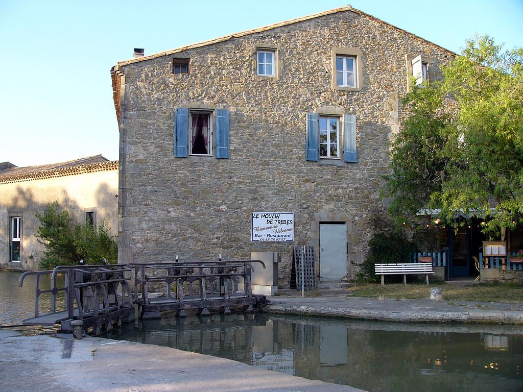 Le Moulin de Trèbes * - Trèbes- Ode aan Aude