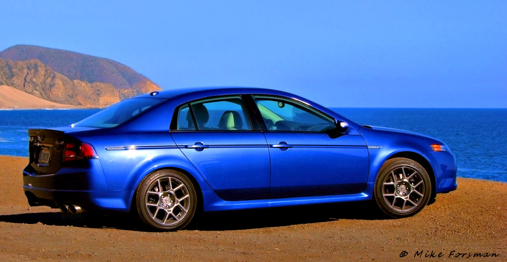 2007 Acura Tl Type S Took This Shot At Mugu Rock When My C