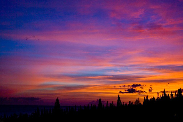 Maui Sunsets are Magical