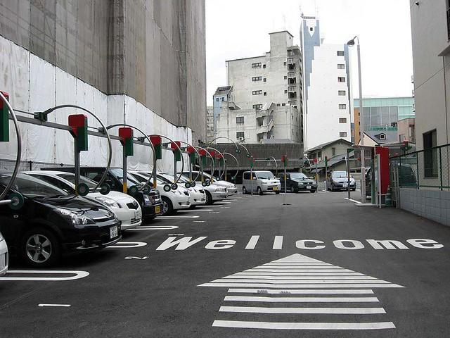 Intelligent Parking system using Raspberry Pi