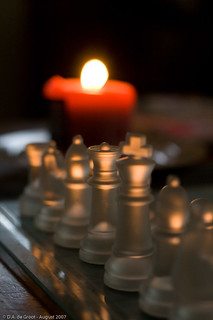 Chess Pieces | by David de Groot
